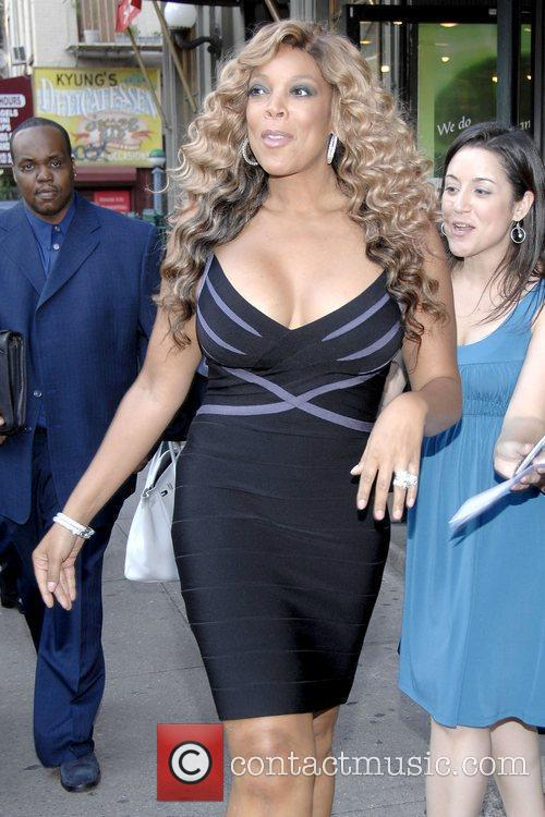 Wendy Williams The Wendy Williams Show Launch at...