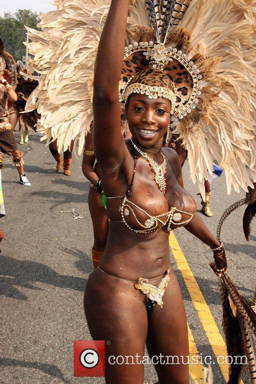 The 42nd West Indian Day Parade held in...
