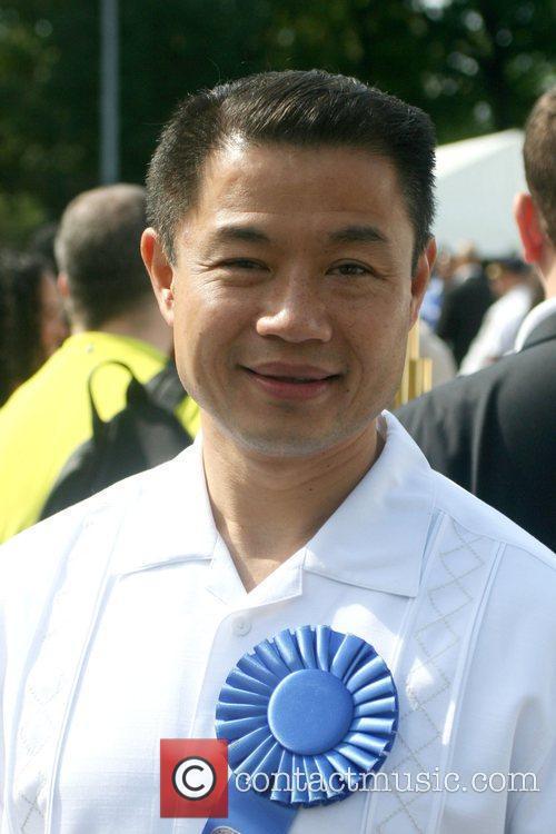 New York City Council Member John Liu 8