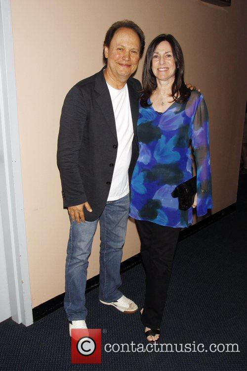 Billy Crystal and his wife Janice Crystal Celebrities...