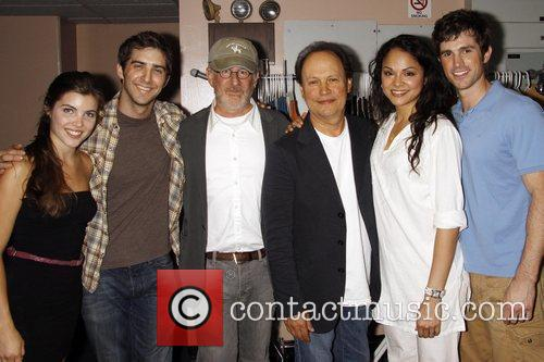 Josefina Scaglione, Cody Green, Steven Spielberg , Billy...