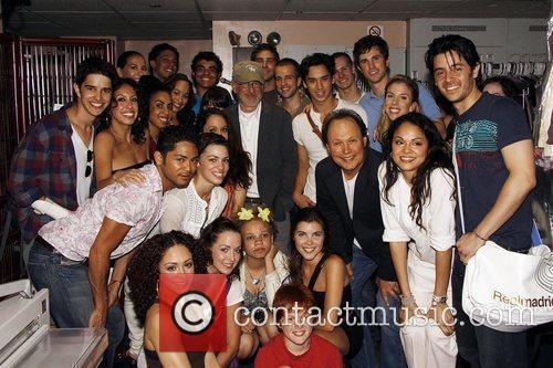 Steven Spielberg, Billy Crystal, West Side Story and Palace Theatre 4