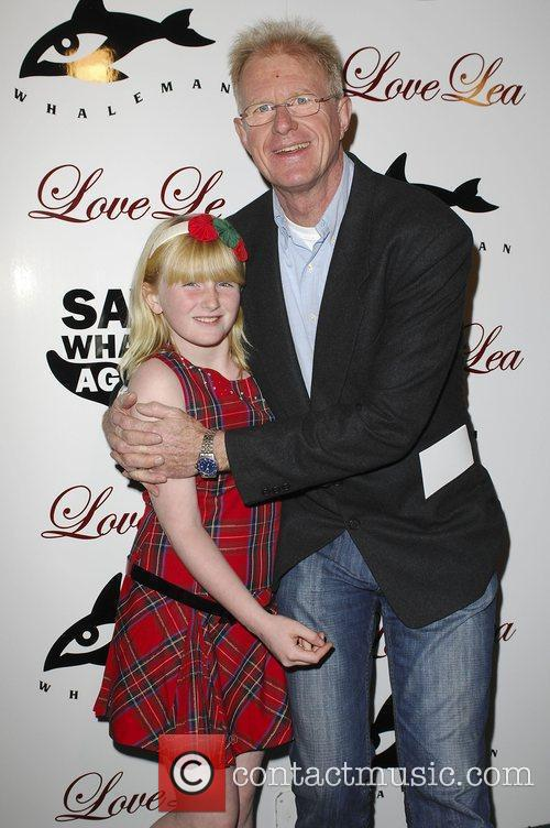 Ed Begley Jr with his daughter Hayden The...