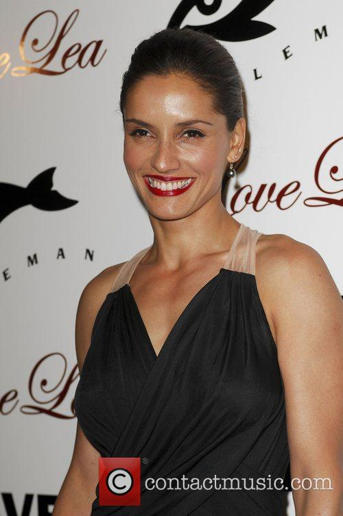 Leonor Varela The Whaleman Foundation Save the Whales...