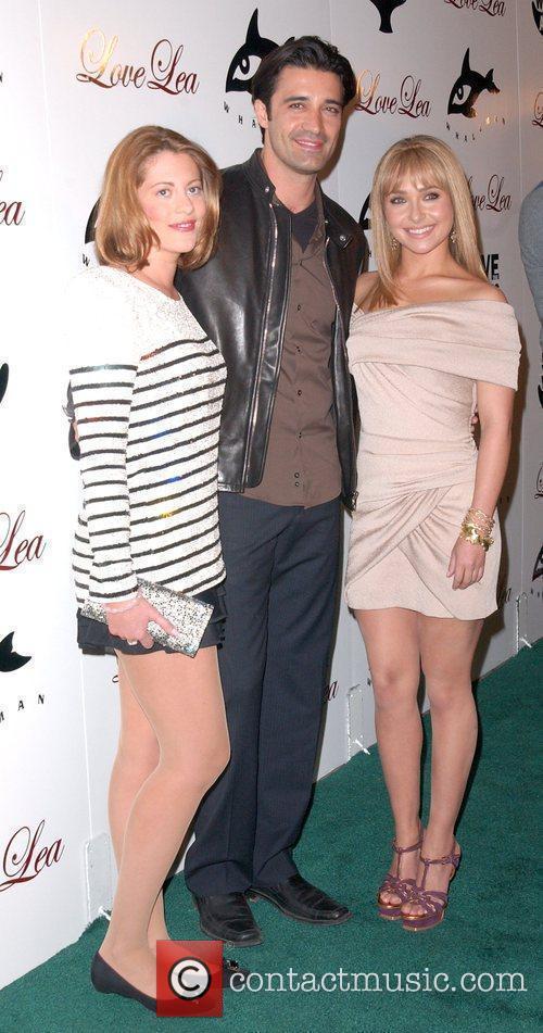 Kirsten Lea, Gilles Marini & Hayden Panettiere The...