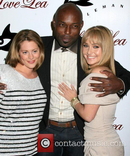 Kirsten Lea, Jimmy Jean-Louis and Hayden Panettiere The...