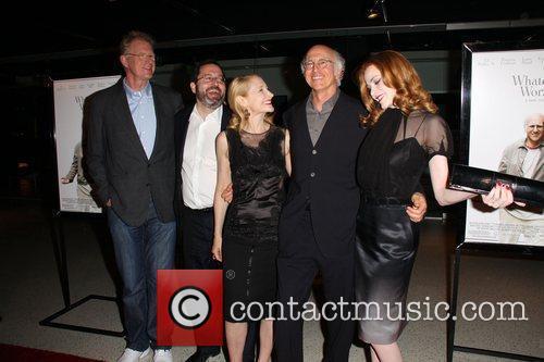 Ed Begley Jr., Patricia Clarkson, Larry David and...