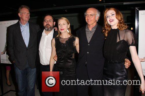 Ed Begley Jr., Patricia Clarkson, Larry David, Evan...