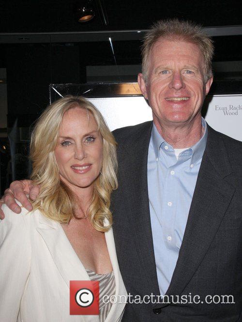 Ed Begley Jr and Rachelle Carson Los Angeles...