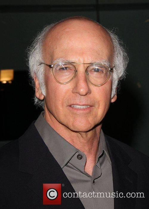 Larry David Los Angeles Premiere of 'Whatever Works'...