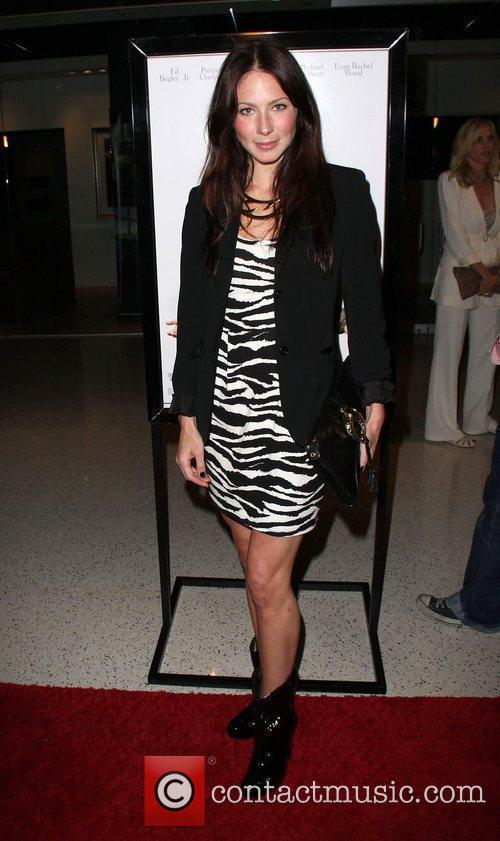 Lynn Collins  Los Angeles Premiere of 'Whatever...