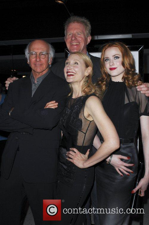 Larry David, Evan Rachel Wood