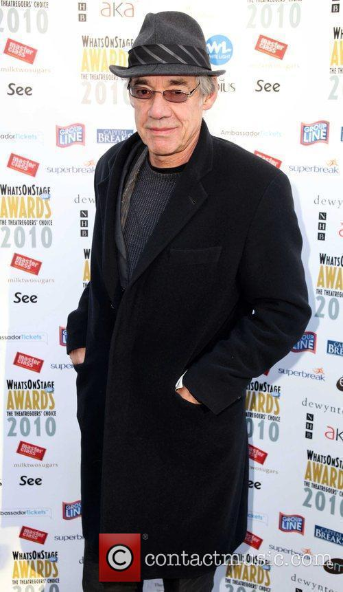 Roger Lloyd-Pack Who's on Stage Awards at Cafe...
