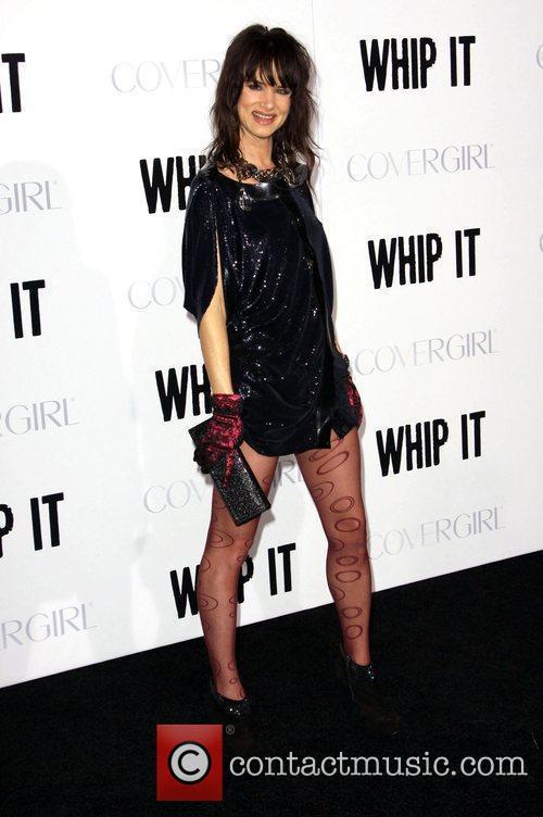 Juliette Lewis Whip It Los Angeles Premiere Held...