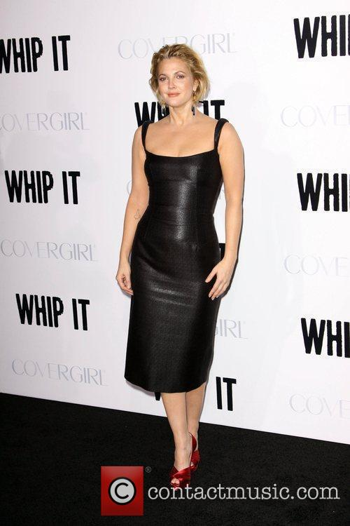 Drew Barrymore  Whip It Los Angeles Premiere...