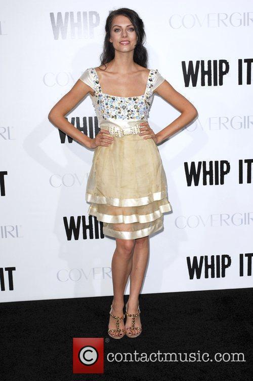Julia Voth 'Whip It' Los Angeles Premiere held...