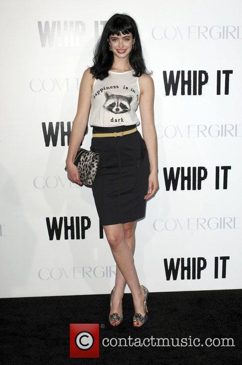 Krysten Ritter 'Whip It' Los Angeles Premiere held...