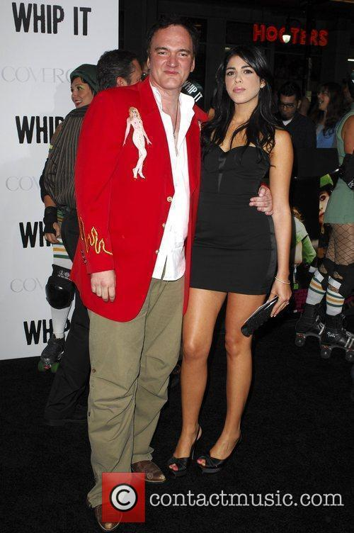 Quentin Tarantino 'Whip It' Los Angeles Premiere held...