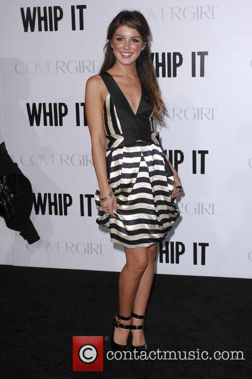 Shenae Grimes 'Whip It' Los Angeles Premiere held...