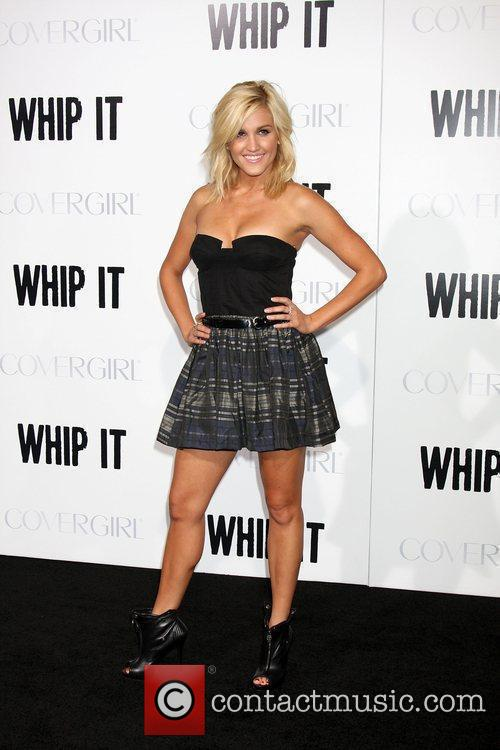 Ashley Roberts 'Whip It' Los Angeles Premiere held...