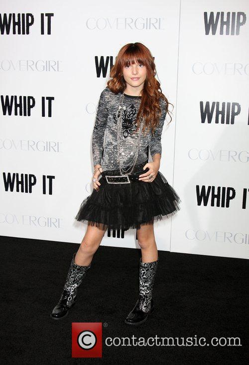 Belle Thorne 'Whip It' Los Angeles Premiere held...