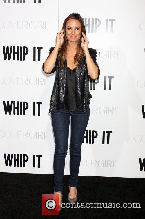 Cattt Sandler 'Whip It' Los Angeles Premiere held...
