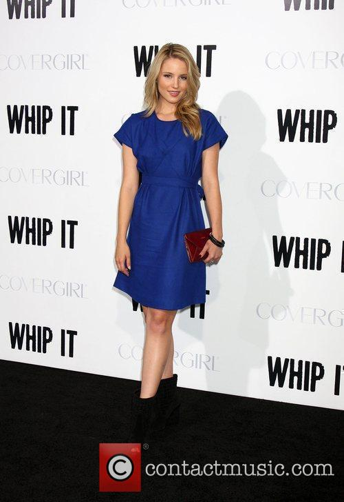Dianna Agron 'Whip It' Los Angeles Premiere held...