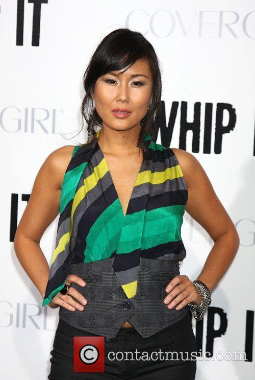Minae Noji 'Whip It' Los Angeles Premiere held...