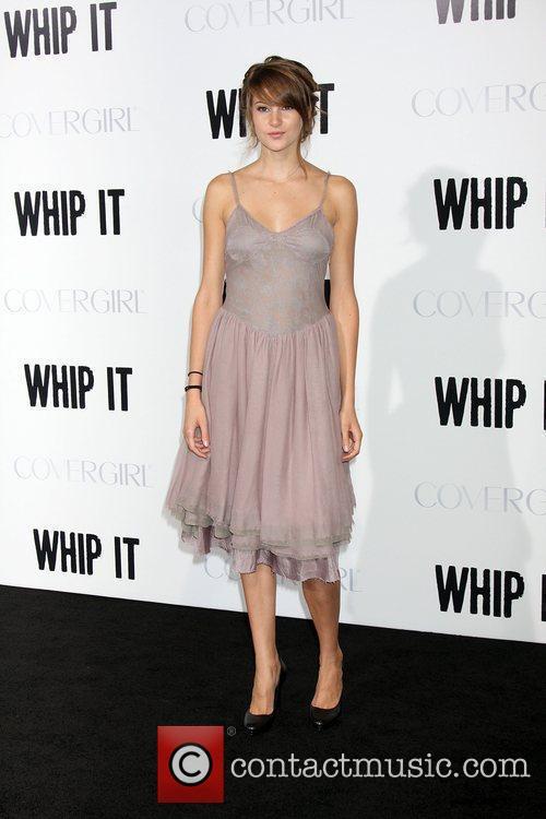 Shailene Woodley 'Whip It' Los Angeles Premiere held...