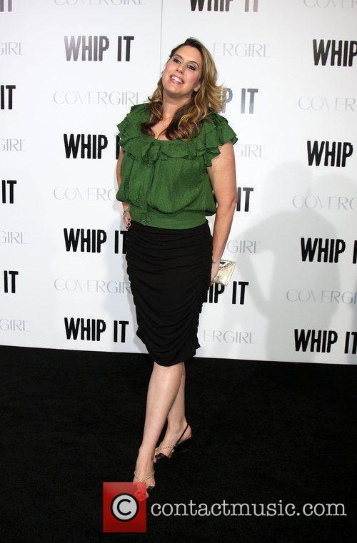 Shauna Cross 'Whip It' Los Angeles Premiere held...