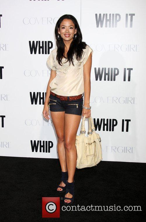Stephanie Jacobsen 'Whip It' Los Angeles Premiere held...