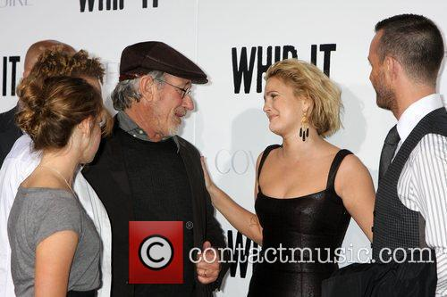 Steven Spielberg and Drew Barrymore 4