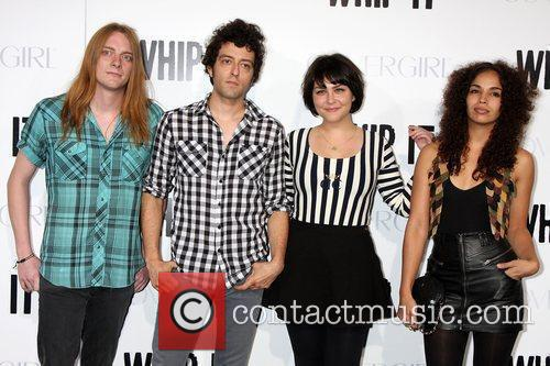 The Ettes 'Whip It' Los Angeles Premiere held...