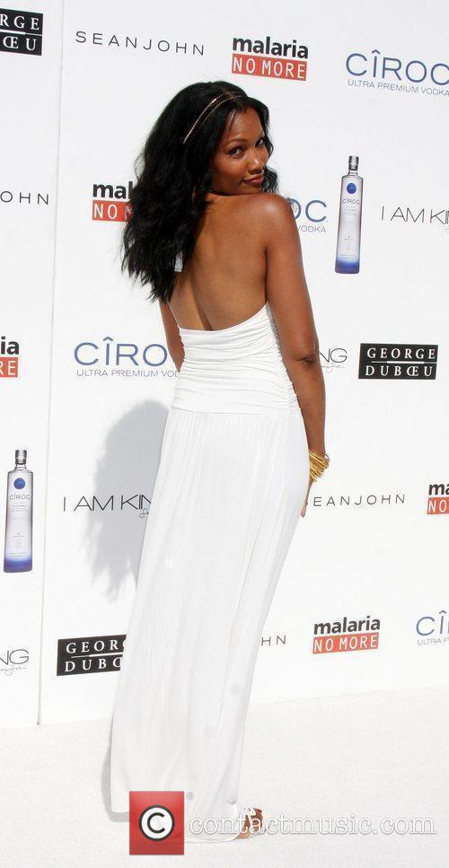 Garcelle Beauvais-Nilon The Annual White Party held at...