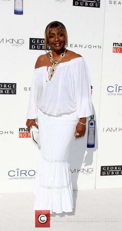 Janice Combs The Annual White Party held at...