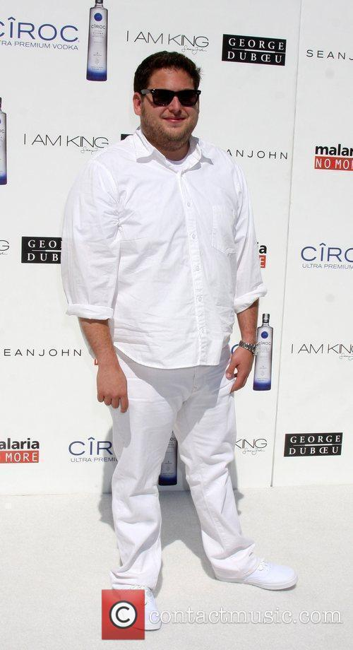 Jonah Hill The Annual White Party held at...
