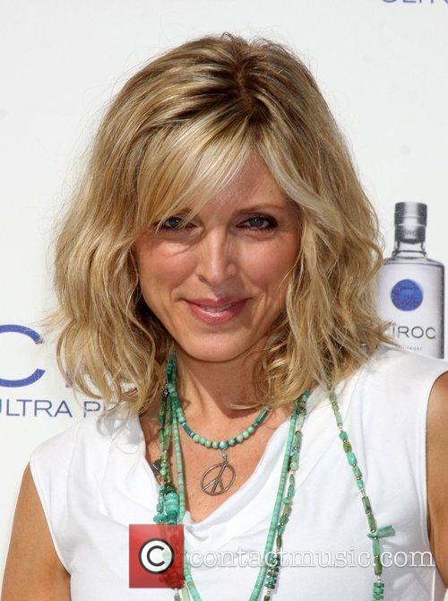 Marla Maples The Annual White Party held at...