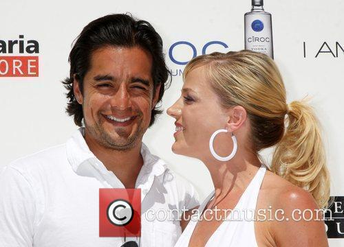 Rich Orodco, Julie Benz The Annual White Party...