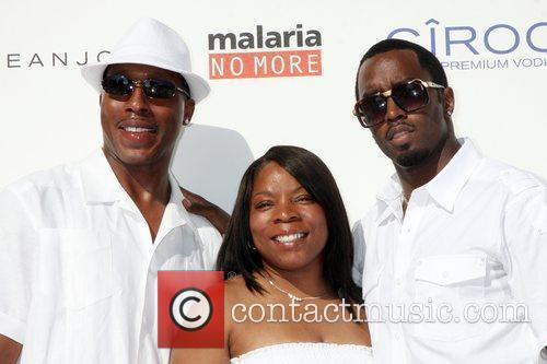 Sean 'Diddy' Combs and guests The Annual White...
