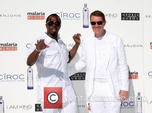 Sean 'Diddy' Combs, Scott Case (CEO of Malaria...