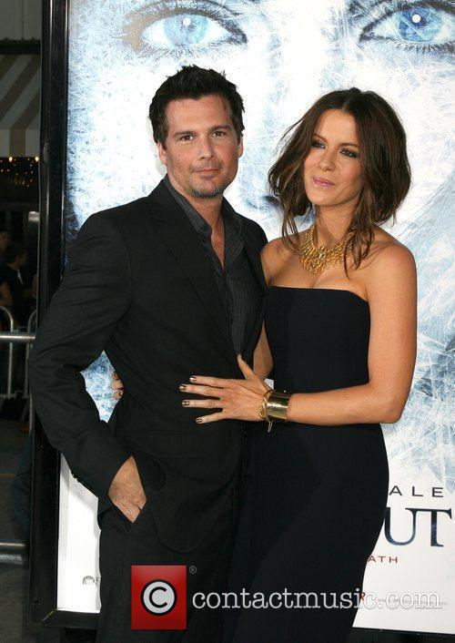 The LA premiere of Whiteout at the Mann's...