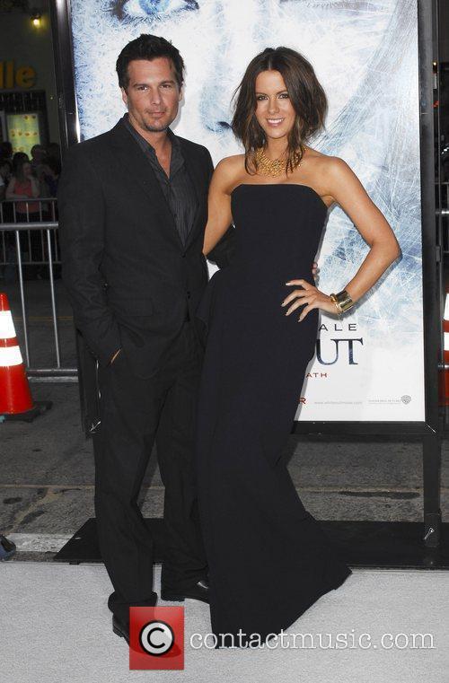 Kate Beckinsale and Len Wiseman 6