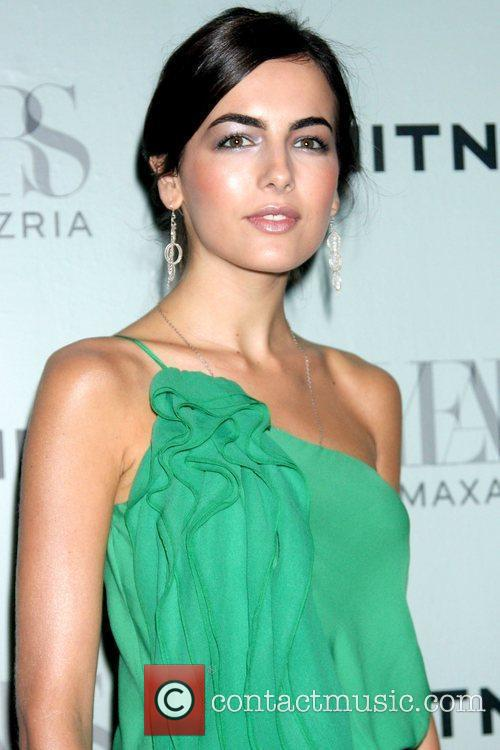 Camilla Belle 2009 Whitney Contemporaries Art Party and...