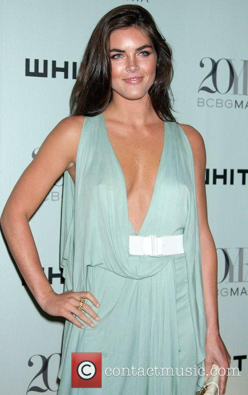 Hilary Rhoda 2009 Whitney Contemporaries Art Party and...