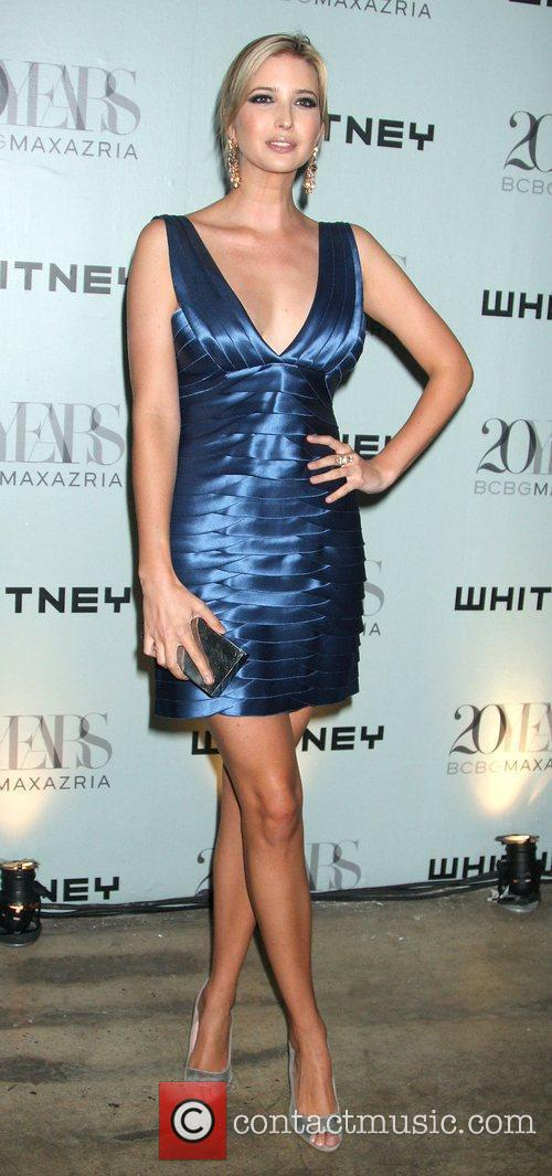 Ivanka Trump 2009 Whitney Contemporaries Art Party and...