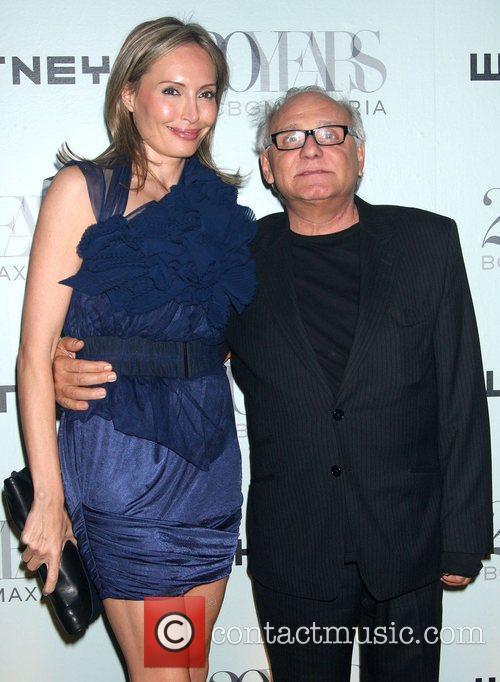 Lubov Azria and Max Azria 2009 Whitney Contemporaries...