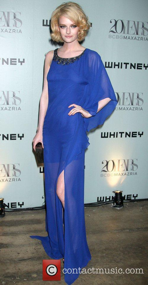 Lydia Hearst 2009 Whitney Contemporaries Art Party and...