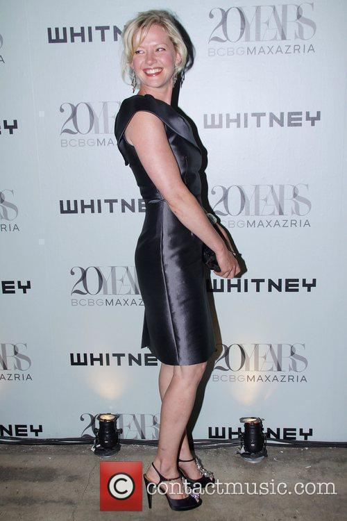Gretchen Mol 2009 Whitney Contemporaries Art Party and...