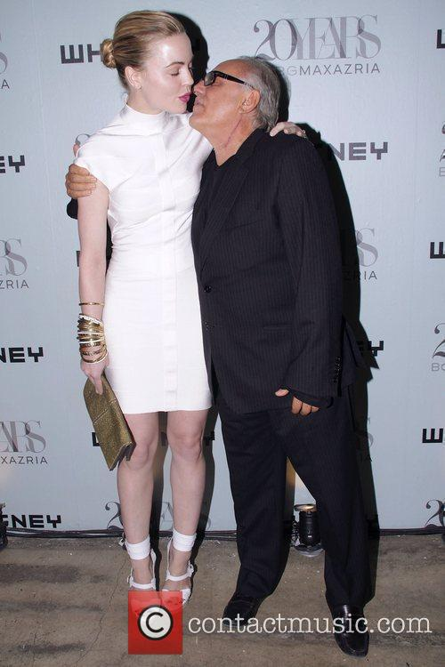 Melissa George and Max Azria 2009 Whitney Contemporaries...