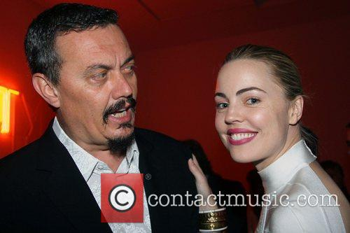 Melissa George 2009 Whitney Contemporaries Art Party and...